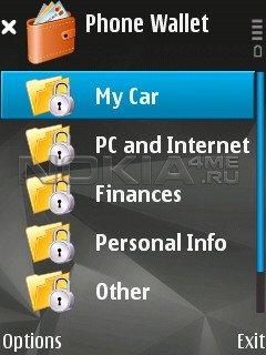 Phone Wallet - Программа для безопасного хранения ваших данных