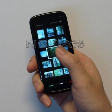 Nokia Photo Browser для Nokia S60v5