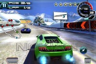 Asphalt 5 - Скачать игру для Nokia N8 - Symbian^3
