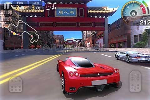 GT Racing Motor Academy HD - Скачать игру для Nokia N8, C6-01, C7, E7