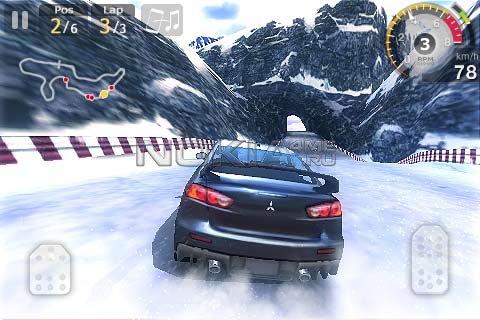 GT Racing Motor Academy HD - Скачать игру для Symbian^3