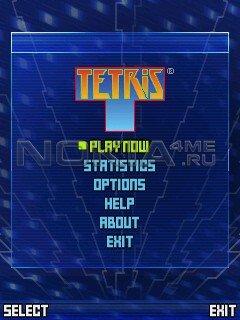Tetris 4.24.6 - Sis Игра для Symbian 9.4