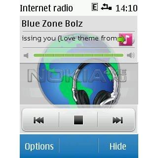 Вышло интернет-радио Nokia для телефонов на базе S40
