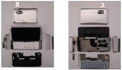 Nokia E7-00 разобрали на винтики