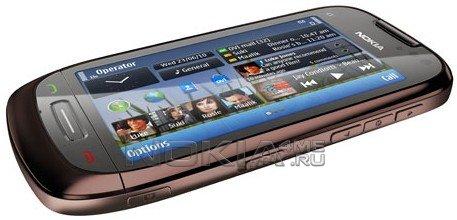 Nokia C7 официально получит поддержку NFC в 2011-ом году