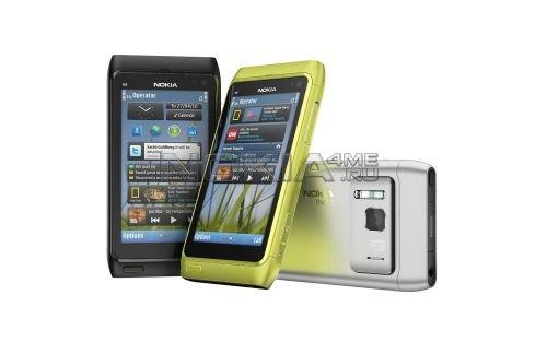Массовые сообщения о проблемах Nokia N8