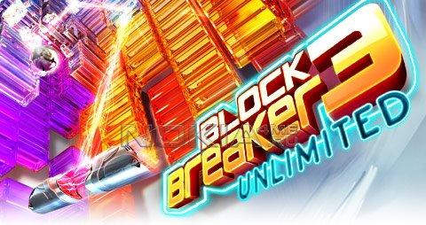 Block Breaker 3 Unlimited HD - SIS игра для Symbian^3