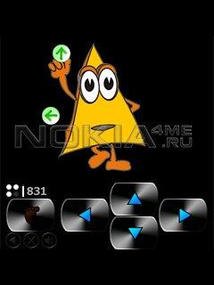 Dance me v.1.0 - Программа танцор для Symbian 9.4