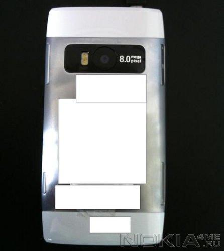 Засветился Symbian^3 смартфон Nokia X7-00