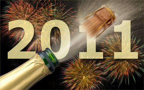 С Новым 2011 Годом, NOKIA4me.ru!