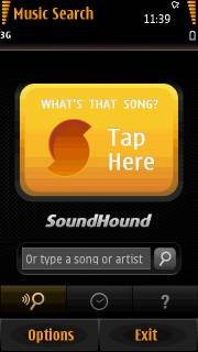 SoundHound Infinity - Распознавание и поиск музыки