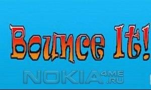 Bounce It - Sis Игра для Symbian 9.4, S^3