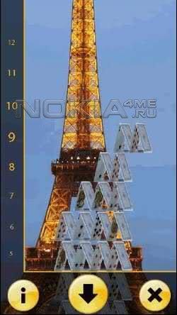 Stackup - Игра для Symbian 9.4, ^3