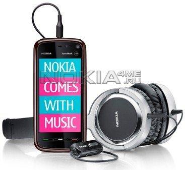 Nokia закрывает сервис Comes With Music