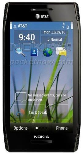 Nokia X7 (Nokia Journey) уже не появится у AT&T?