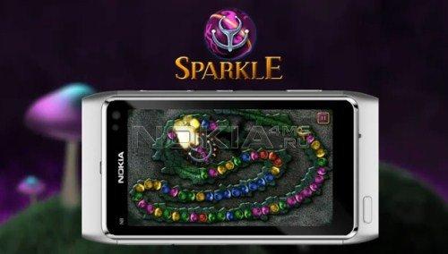 Sparkle - Скачать игру для Symbian^3