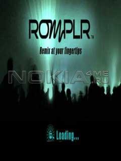 Romplr - приложение для Symbian^3, 9.1, 9.2, 9.3, 9.4