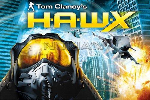 Tom Clancy's H.A.W.X HD - Скачать игру для Symbian^3