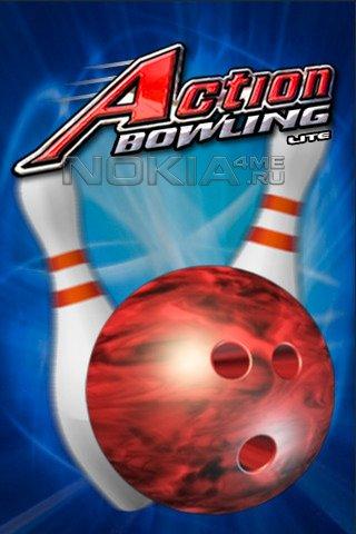 Action Bowling - Скачать игру для Symbian^3