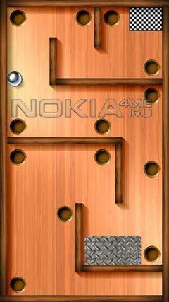 Marble Maze Speed - Игра для Symbian 9.4 / Symbian^3