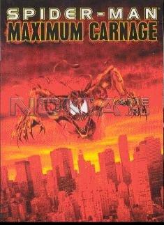 Spider Man: Maximum Carnage - Sis Игра для Symbian9.4