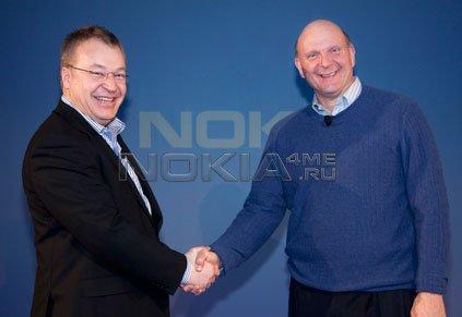 Windows Phone 7 стала основной платформой Nokia. Официально!
