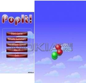 Pop It v.1.00 - Игра для Symbian 9.4, ^3