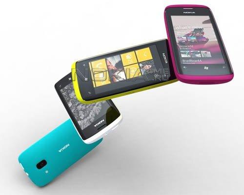Первый WP7-смартфон Nokia может появиться в этом году