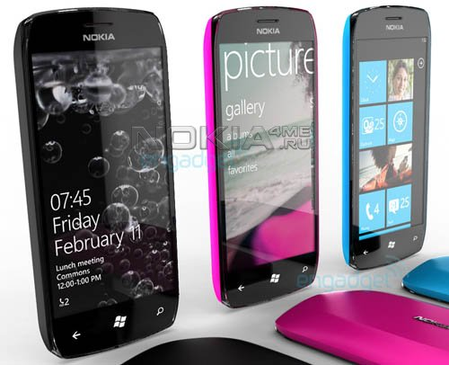 Официально: Первые WP7-смартфоны Nokia появятся в этом году в Европе