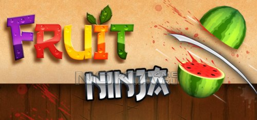 Fruit Ninja - Игра для Nokia Lumia 800, Nokia Lumia 710 (WM7)