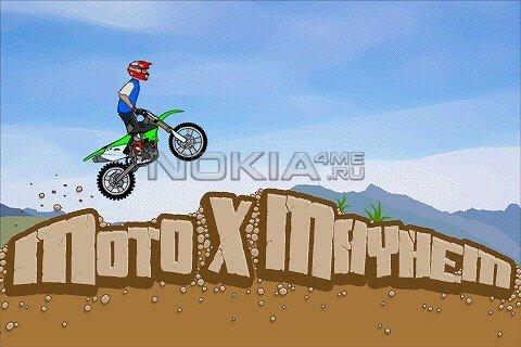 Moto X Mayhem - Игра для Symbian^9.4 / Symbian^3