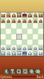 Chess Pro V - шахматы для Nokia 5800, 5530, 5230, C6 и др.