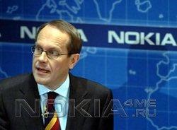 Президент Nokia уйдет с должности в следующем году