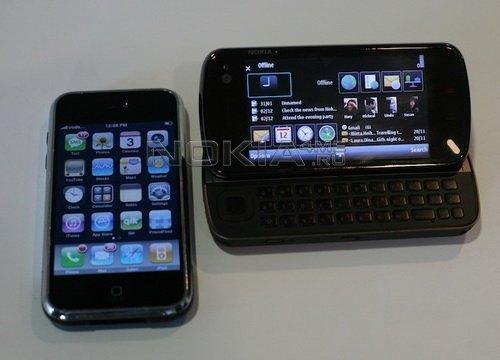 Глава Nokia призвал сотрудников пользоваться iPhone и Android смартфонами