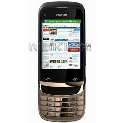 Официальное изображение Nokia C2-06 попало в сеть