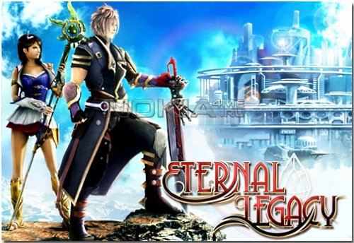 Eternal Legacy HD - Игра для Symbian^3