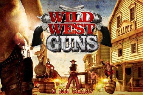 Wild West Guns - Игра для Symbian 9.4