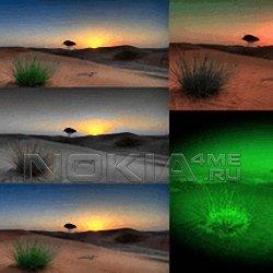 ShaderFX Camera - Продвинутая камера для Symbian^3