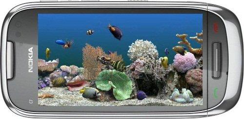 MarineAquarium - Aквариум для Symbian 9.4, Symbian^3