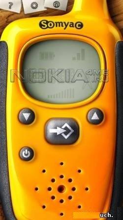 WiFi Talkie - Ваш Symbian смартфон как рация
