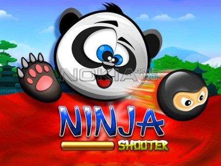 Ninja Shooter - Игра для Symbian 9.4, Symbian^3