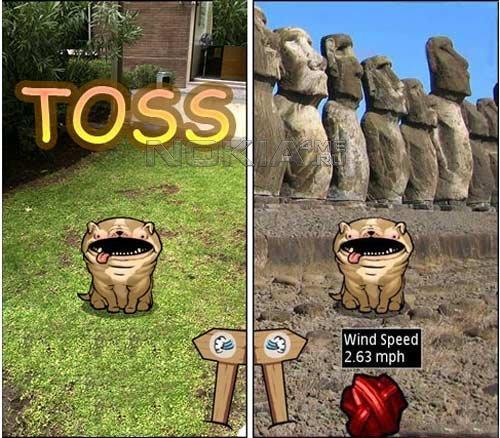Toss - Игра для Symbian 9.4-^3