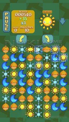 Sykhronics Smiles: Drop & Zed - Игра для Symbian 9.4-^3