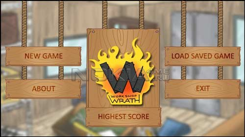 Work Shop Wrath - Игра для Symbian 9.4-^3