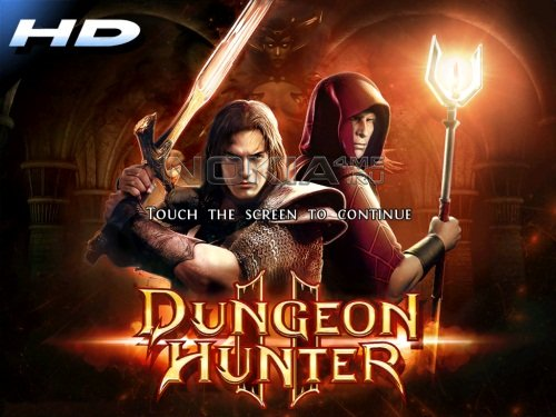 Dungeon Hunter 2 HD - Игра для Symbian^3