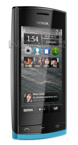 Озвучена стоимость Nokia 500 на российском рынке
