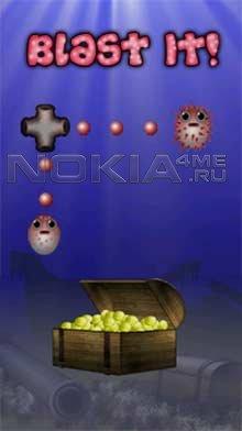 Blast It! / Взорви Это! - Игра для Symbian 9.4, Symbian^3