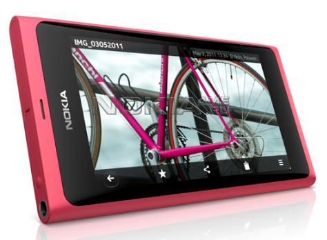 MeeGo-смартфон Nokia N9 поступает в продажу