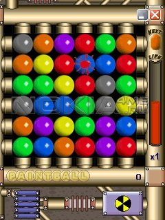 Paintball 2 / Пейнтбол 2 - Игра для Symbian 9.4 / Symbian^3