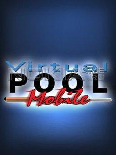 Виртуальный Бильярд / Virtual Pool Mobile - SIS игра для Symbian